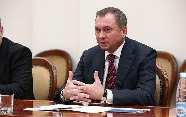 Руководитель белорусского МИД Макей: Мыоказались между 2-х огромных огней