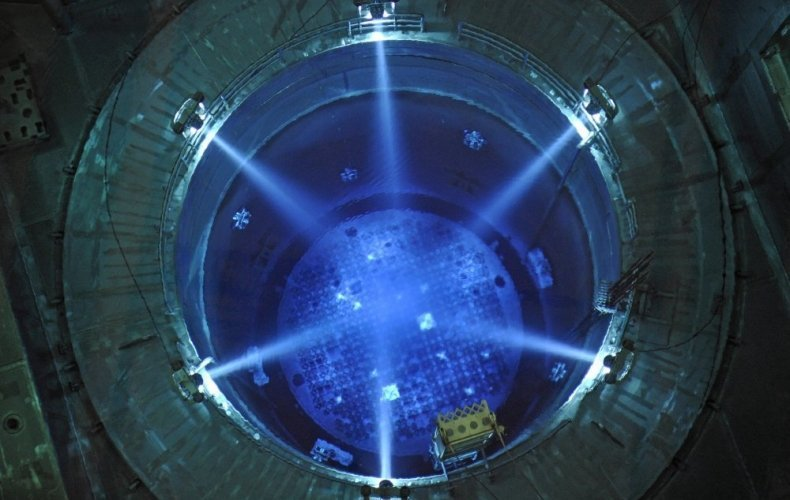 В Беларуси может появиться исследовательский атомный реактор
