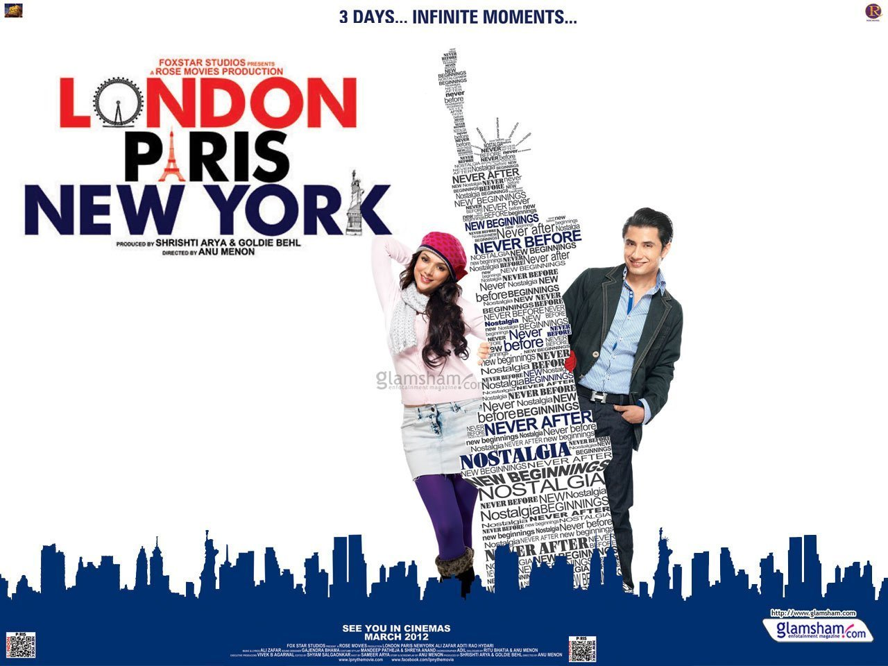 New York 2009 Hindi Movie MP3 Songs Download