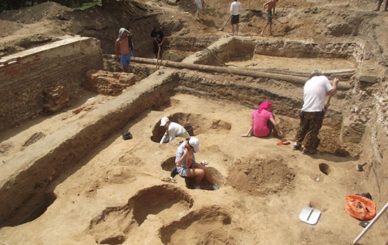 «Смотреть Фильмы Онлайн Про Археологические Раскопки» / 2010